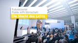FUTURE COURSE - TALKSHOW AUF DER LIGHT + BUILDING.